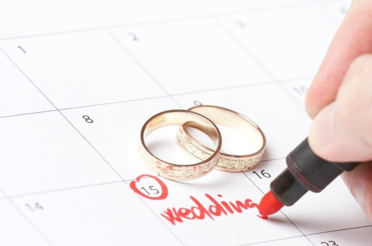 Kdy mít svatbu
