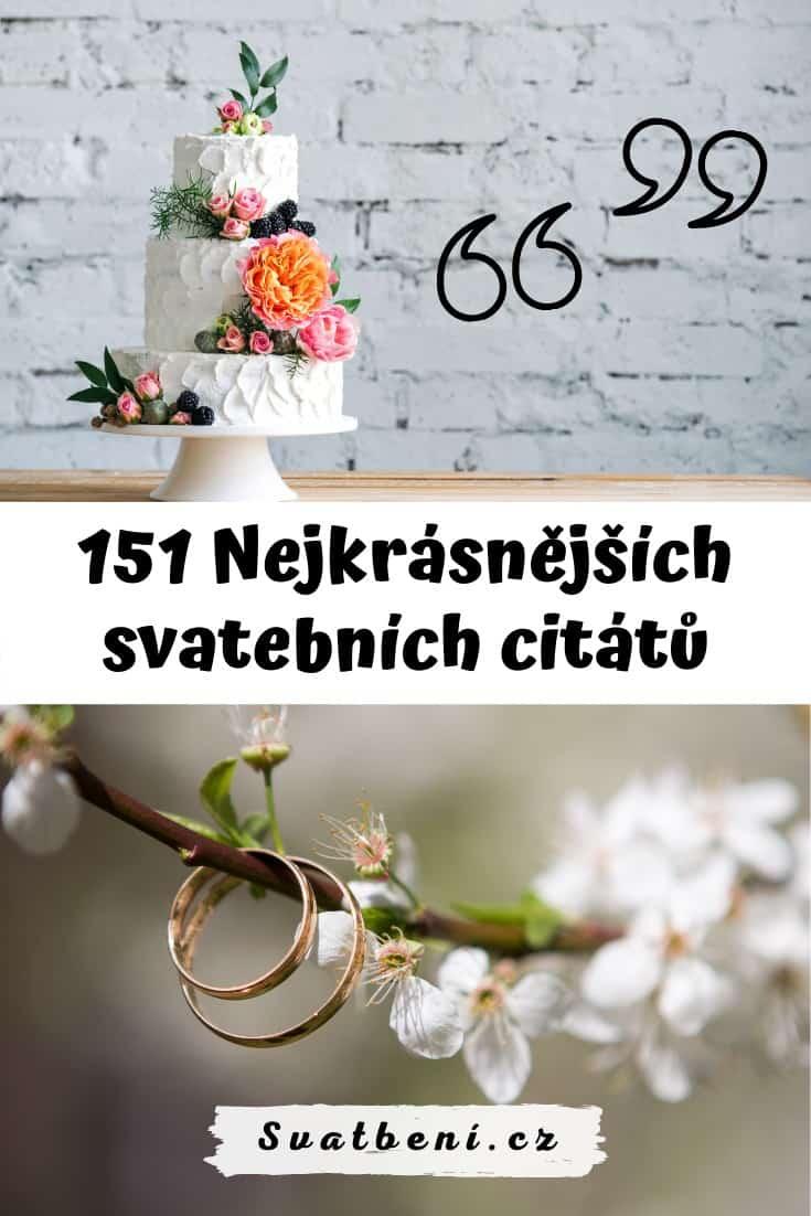 151 nejkrásnějších svatebních citátů 1