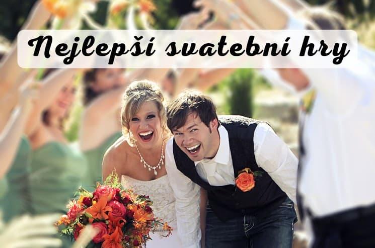 Svatební hry na svatbu