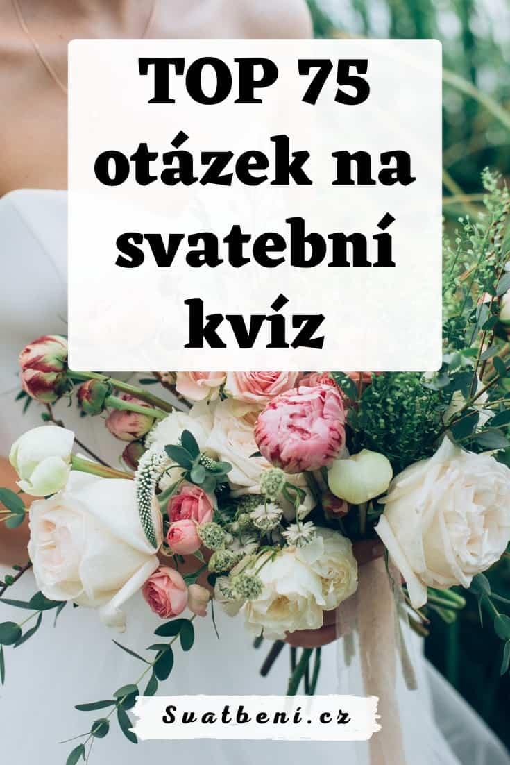 Otázky na svatební kvíz