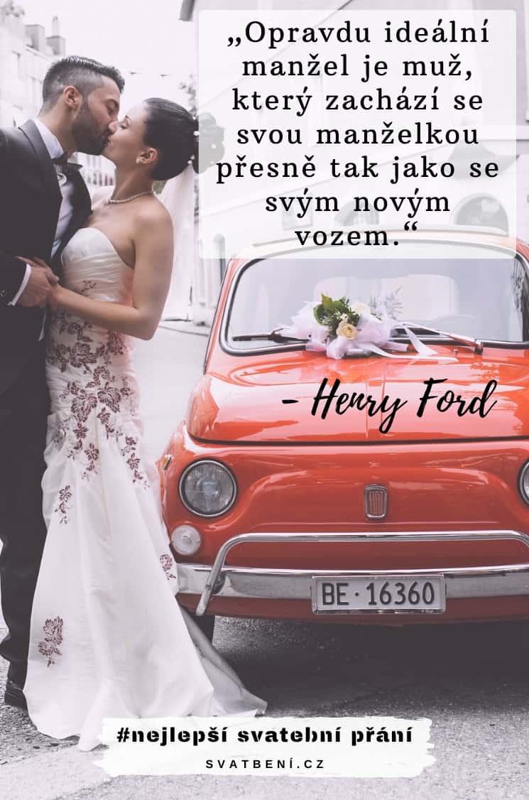 Přání ke svatbě
