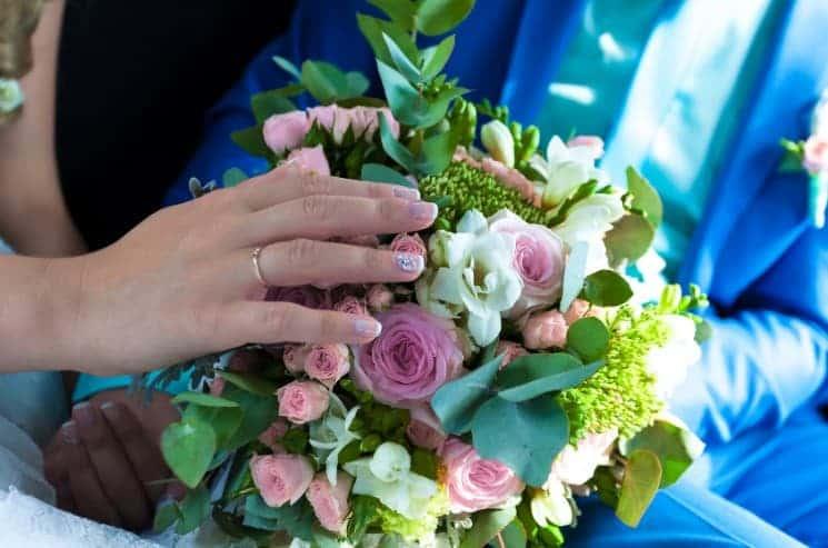 Svatební pověry o barvách