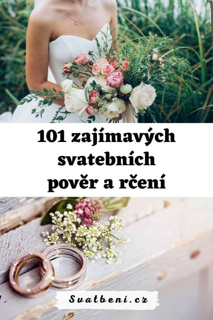 Svatební rčení a pověry