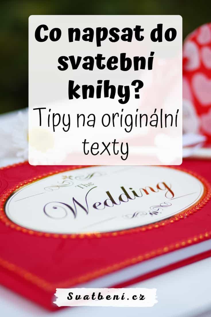Co napsat do svatební knihy (3)