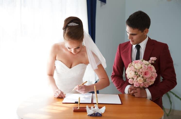 Jak dlouho trvá vyřízení svatby