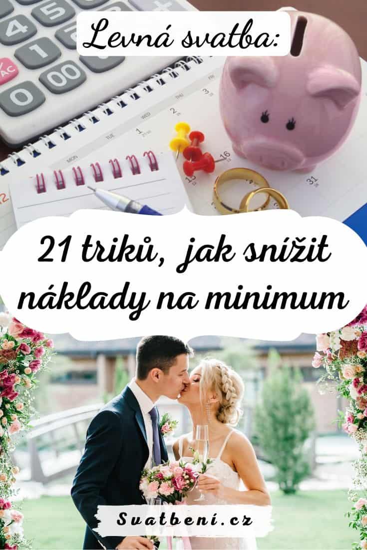 Levná svatba