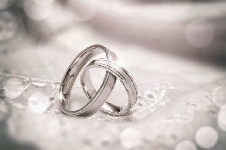 Nízkonákladová svatba
