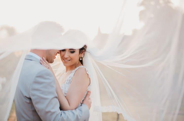 Svatební tradice ve svatební den