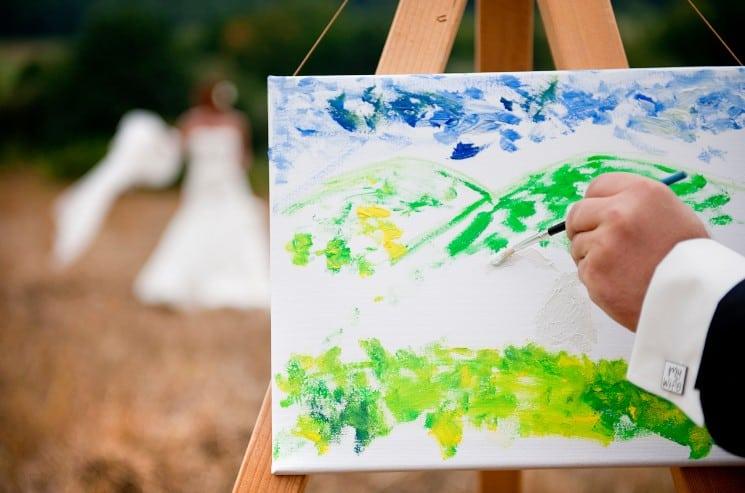 Kreativní svatební dary