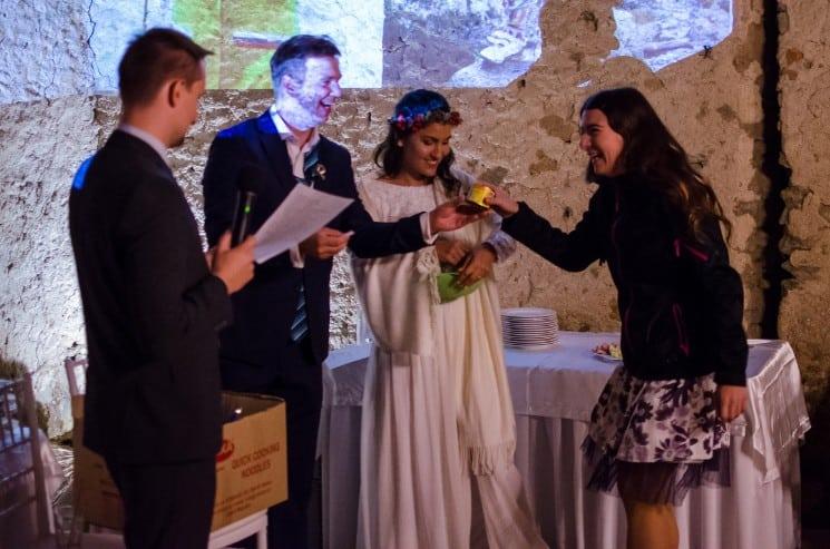 Zábava na svatbu: 31 tipů na skvělý svatební program 1