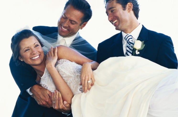 Zábava na svatbu: 31 tipů na skvělý svatební program 10