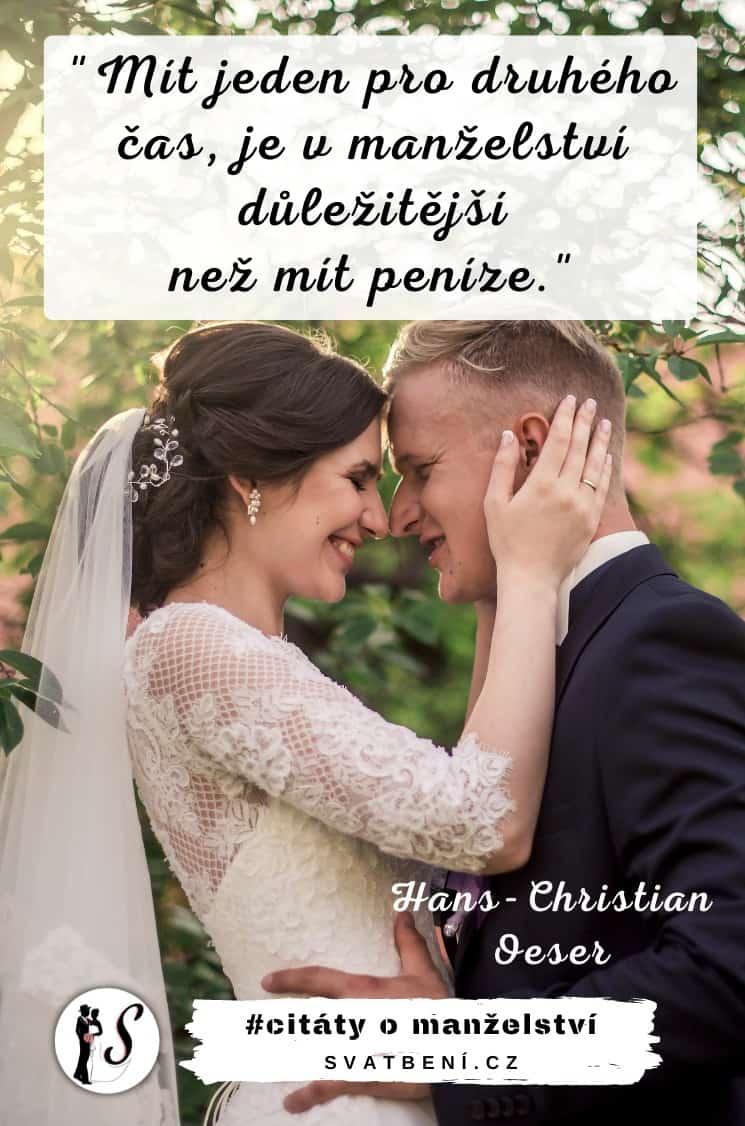 citáty o manželství
