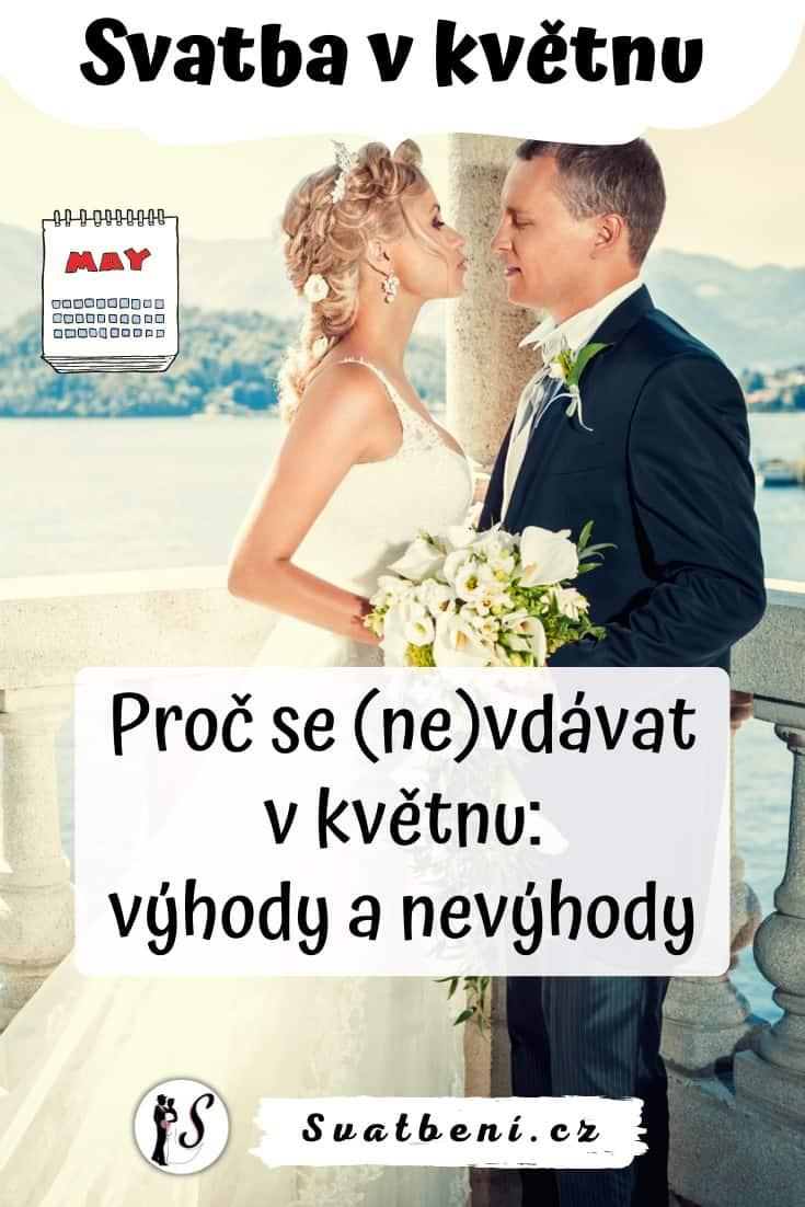 Květnová svatba