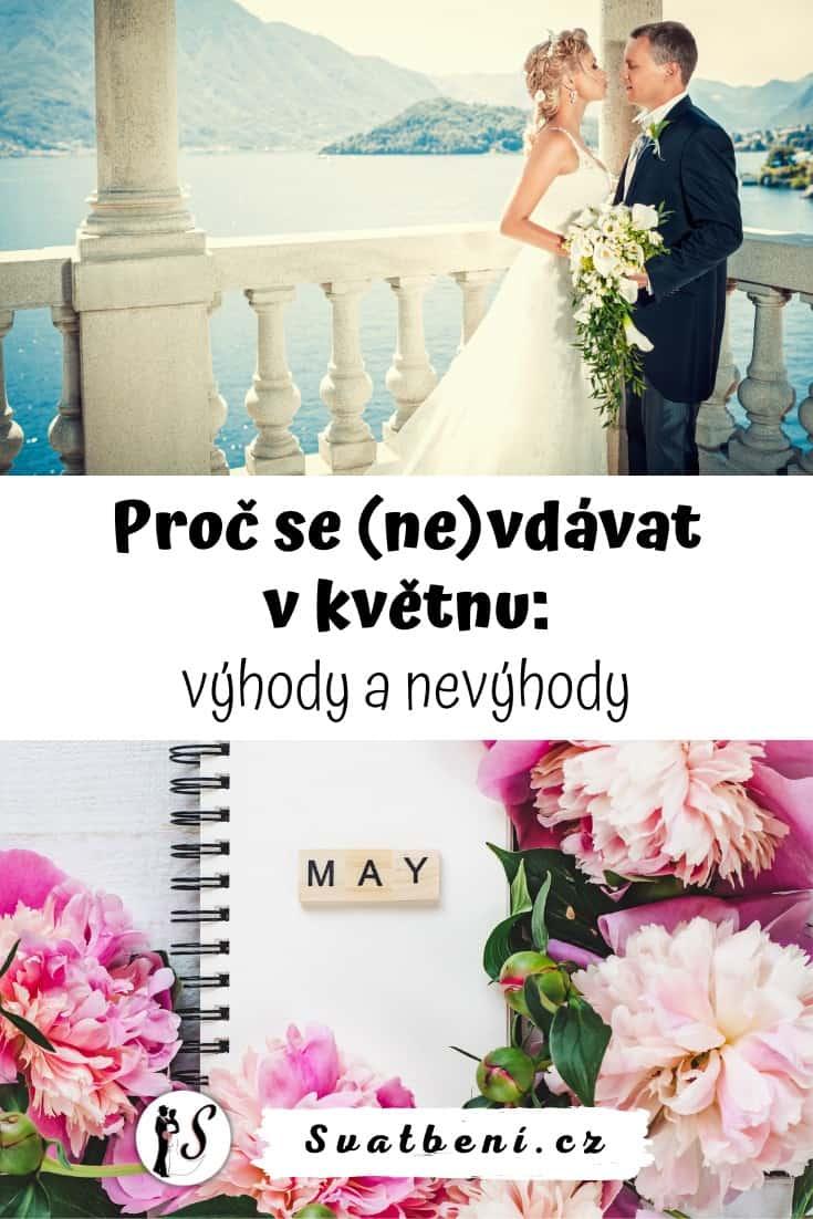 Proč se (ne)vdávat v květnu: výhody a nevýhody 1