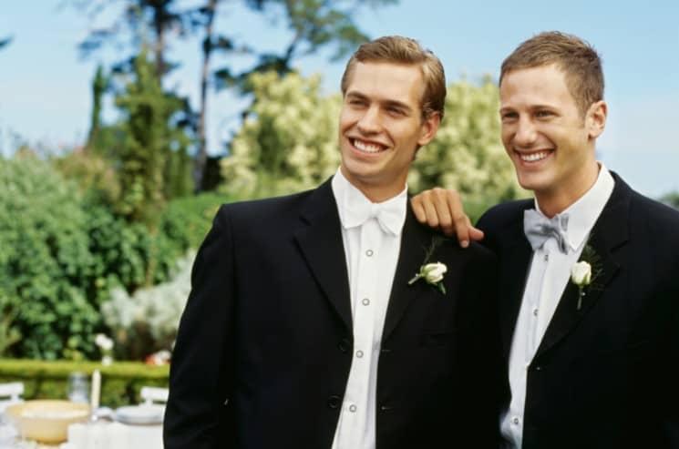 svatební svědek