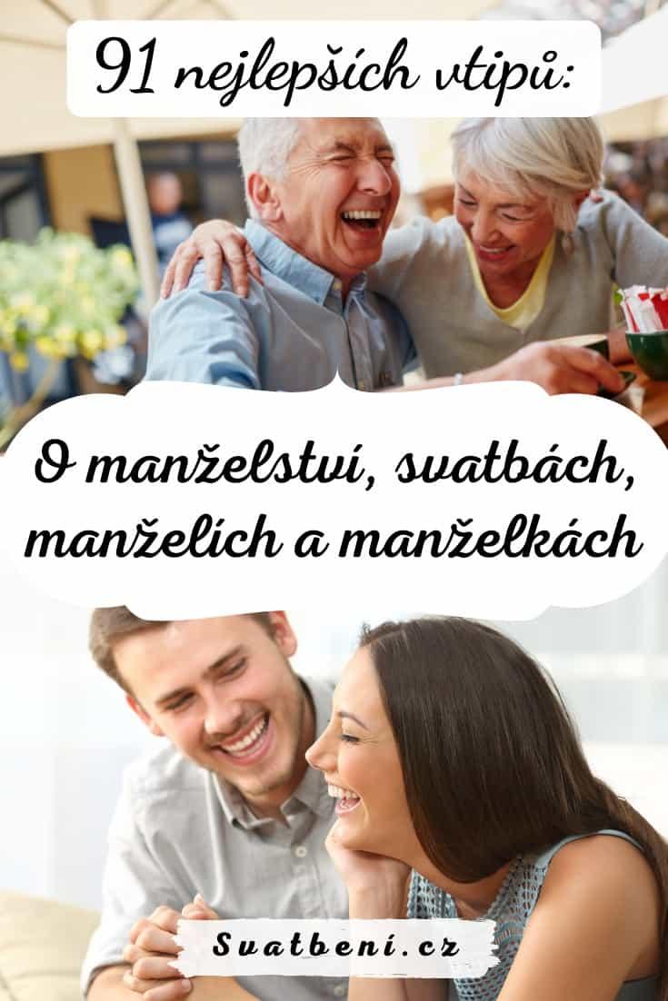 Vtipy o manželství