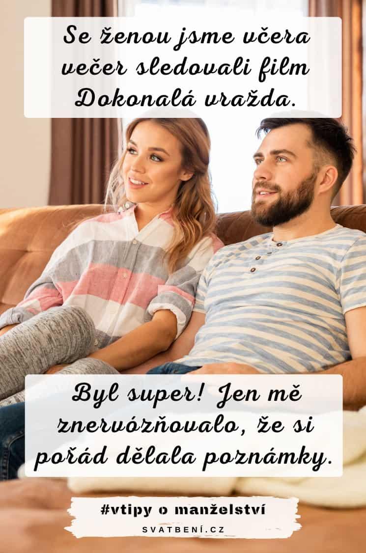 Vtipné rady do manželství
