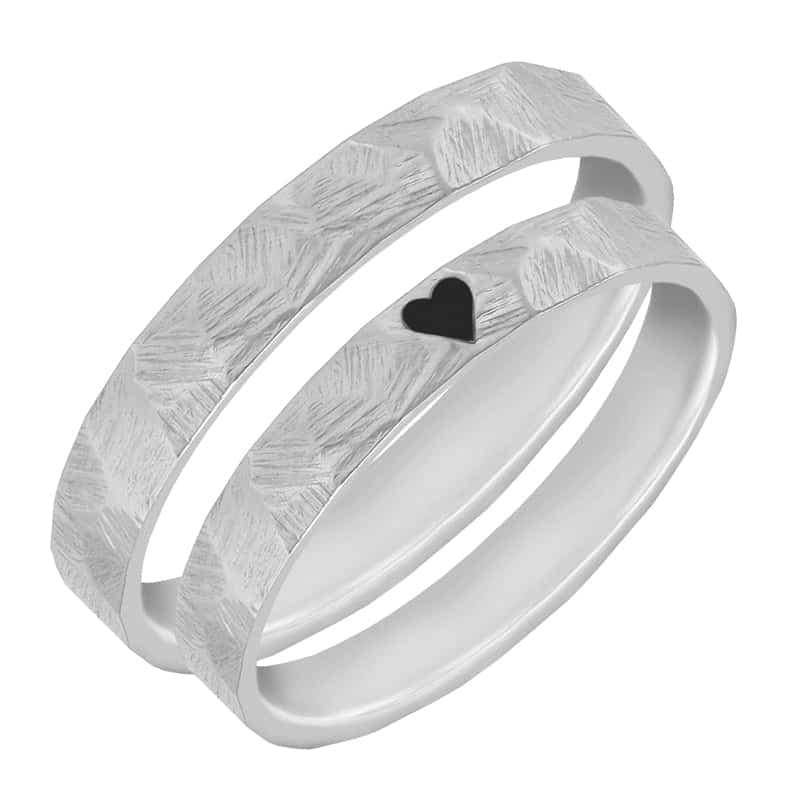 Snubní a zásnubní prsteny (jaký je mezi nimi rozdíl, kde se nosí a jak vybrat?) 15