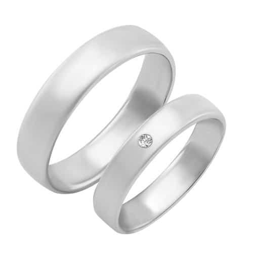 Snubní a zásnubní prsteny (jaký je mezi nimi rozdíl, kde se nosí a jak vybrat?) 10