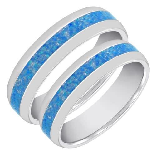 Snubní a zásnubní prsteny (jaký je mezi nimi rozdíl, kde se nosí a jak vybrat?) 13