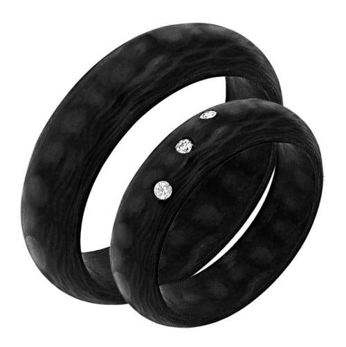 Snubní a zásnubní prsteny (jaký je mezi nimi rozdíl, kde se nosí a jak vybrat?) 14