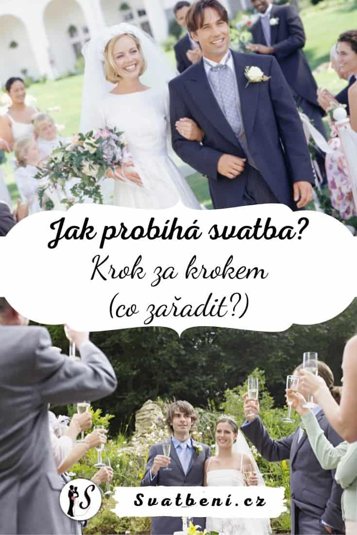 Jak probíhá svatba