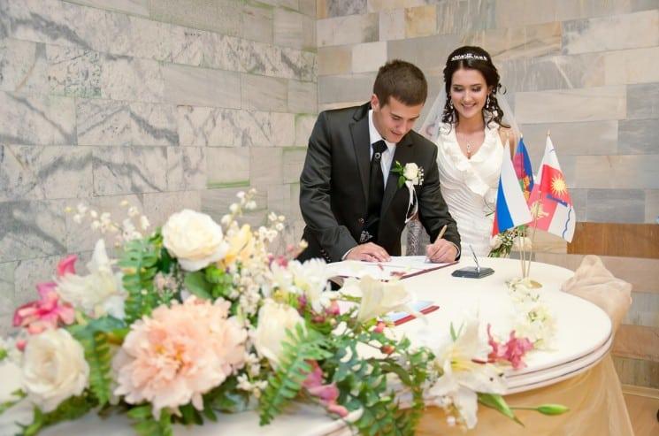 Co je povinnou součástí svatebního obřadu