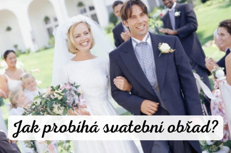 Jak probíhá svatební obřad