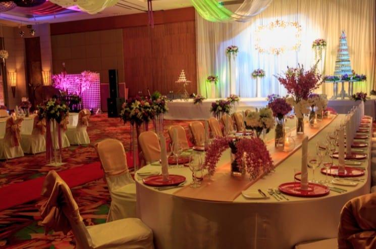 Jak probíhá svatební hostina?
